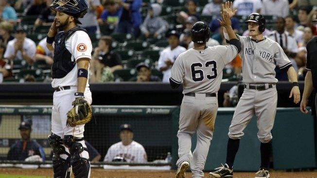 Yankees top Astros 5-1 in 14, enter uncertain future