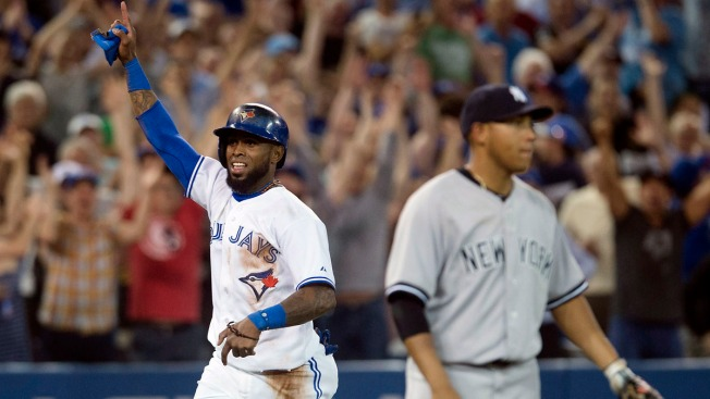 Josh Donaldson leads Blue Jays over Yankees
