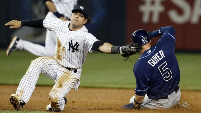 Yankees Fall to Rays 3-4 in 12 Innings