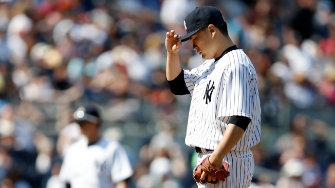 Yankees' Tanaka Takes 2nd Loss, Orioles Spoil Old-Timers Day