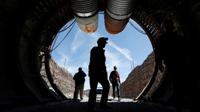 House Bill Would Revive Mothballed Nevada Nuclear Waste Dump