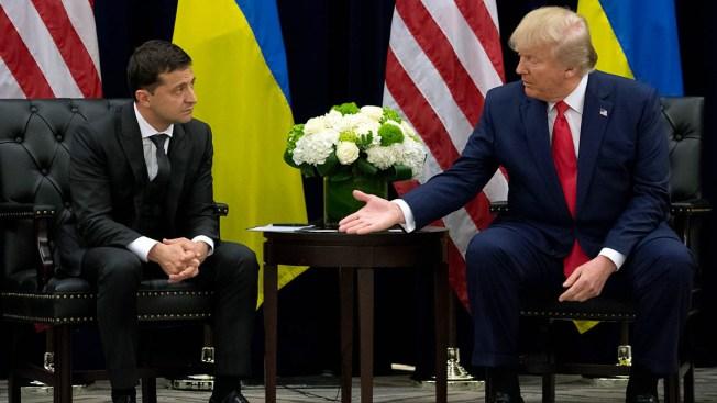 There Is No Probe Into Bidens, Ukraine's Prosecutor Says