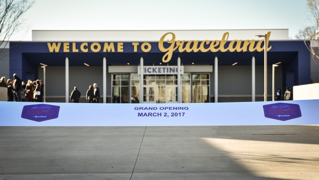 [NATL] Inside the New Entertainment Complex at Elvis Presley's Graceland