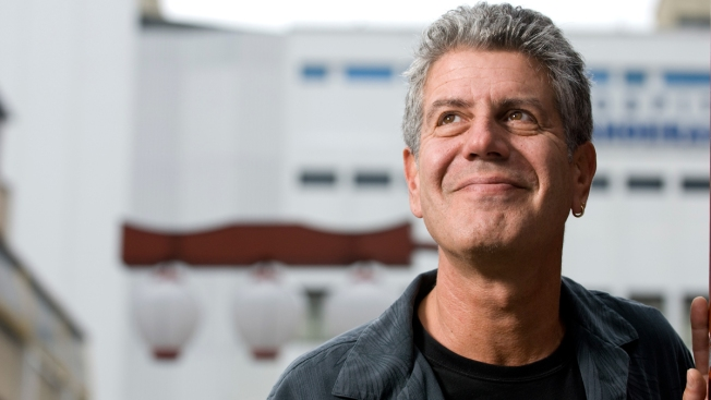 Friends and Fans Remember Anthony Bourdain With #BourdainDay