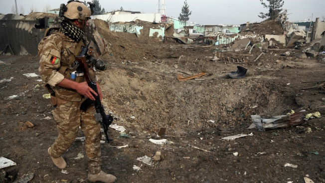 Watchdog: Afghan Forces Still Shrinking, Security Gaps Growing