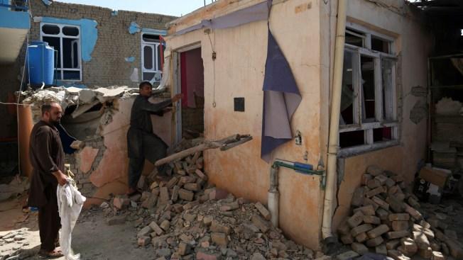 Afghans Fear Trump's Taliban Move Means More Civilians Die