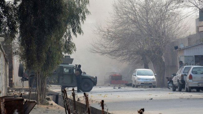 Militants Attack Afghan Offices of Children's NGO, Killing 4