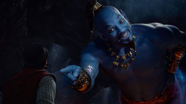 Recreating 'Aladdin's' Magic With Will Smith, Fresh Faces