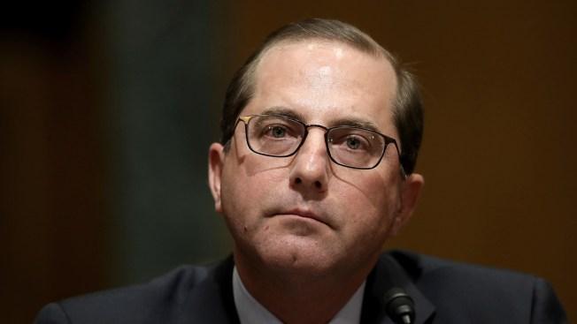 Senate Confirms Alex Azar as Trump's 2nd Health Secretary