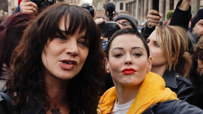 Rose McGowan Tells Asia Argento to 'Do the Right Thing' Regarding Sex Assault Claims
