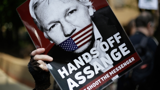 Press Advocates See Cause for Concern in New Charges Against WikiLeaks' Assange