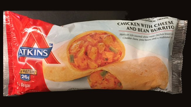 More Than 30K Pounds of Burritos Recalled