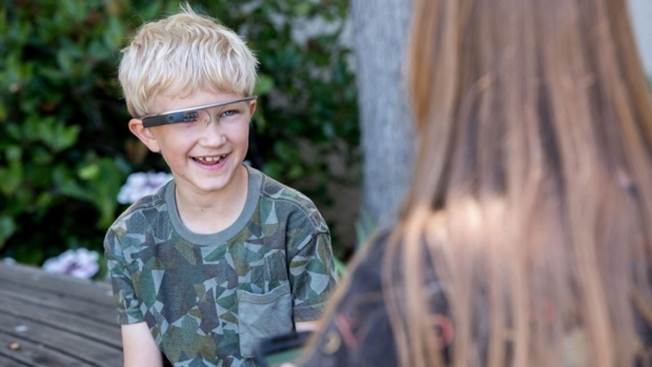 Google Glass Helps Kids With Autism Make Eye Contact, Study Finds