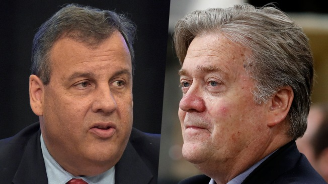 Steve Bannon: 'Access Hollywood' Tape Cost Chris Christie a Spot ...