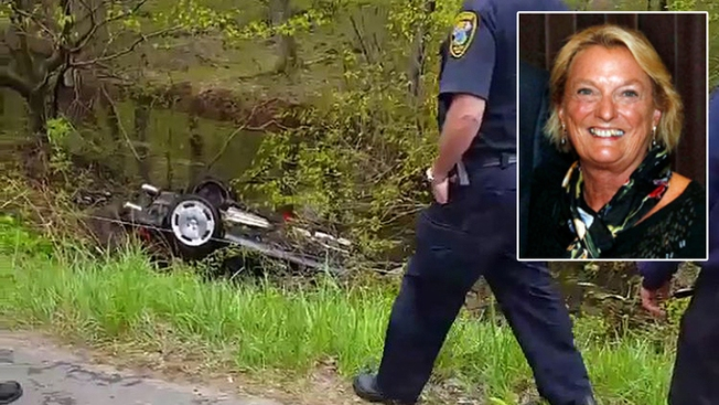 Chris Berman's Wife Was Three Times the Legal Limit at Time of Crash That Killed Her, Elderly Man Returning From Cemetery Visit: State Police