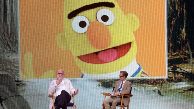 I Know What and Who Bert Is: Frank Oz Weighs in On Bert and Ernie Gay Debate