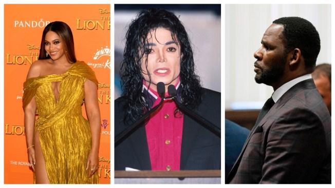 Beyoncé, Docs on R. Kelly, Michael Jackson Receive Emmy Nods