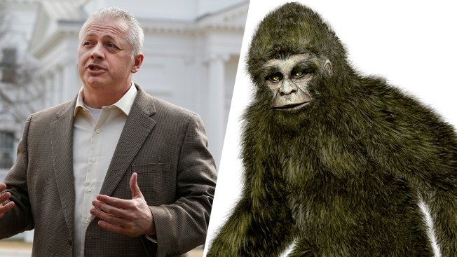 'Bigfoot Erotica' Allegations Are False, Virginia Candidate Says