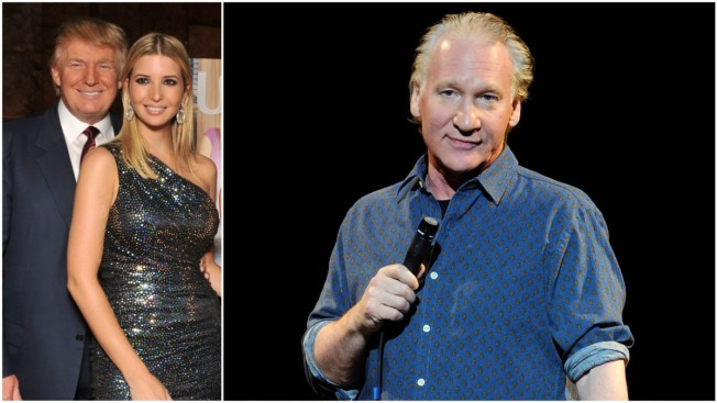 Bill Maher Under Fire for Ivanka Trump Incest Joke