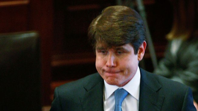 Blago Takes His Fight to Court