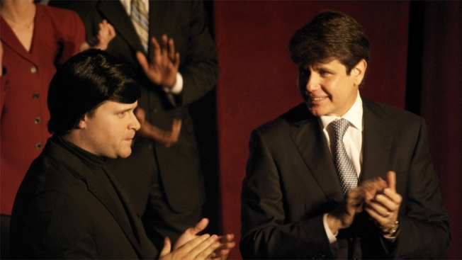 "Blago Guest Stars in ""Rod Blagojevich Superstar"""