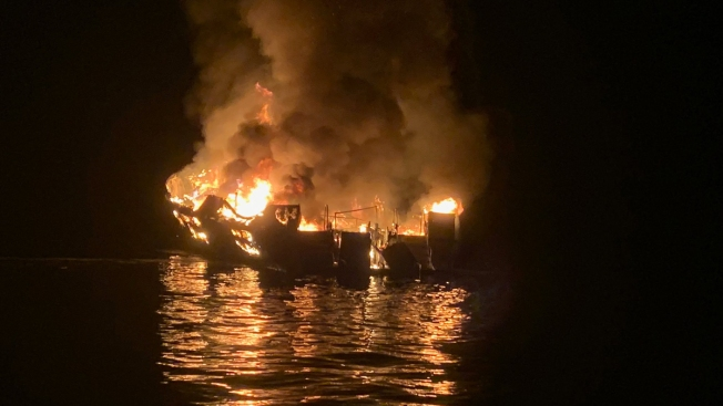 Smoke, Not Fire, Blamed for 34 Deaths in Dive Boat Disaster