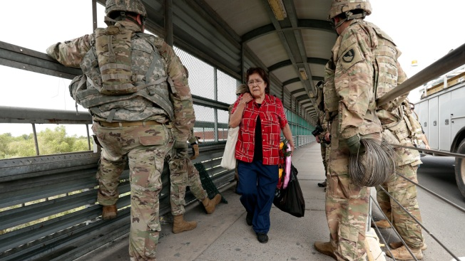 Troop Deployment Creates Tense Atmosphere on US Border