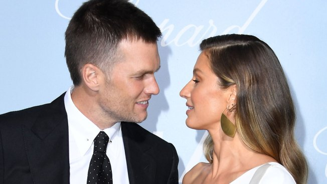 """You Are My Rock"": Bündchen, Brady Celebrate 10-Year Anniversary With Never-Before-Seen Wedding Pics"