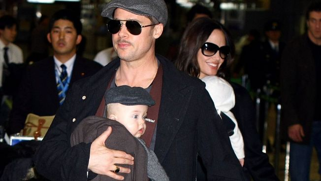 Another Day, Another Baby for Brangelina