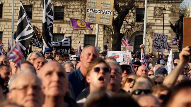 Britain Faces Calls for Unity Govt Amid Brexit Impasse