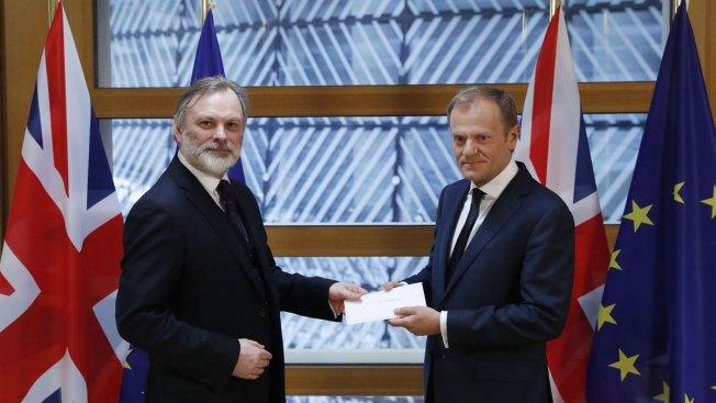 EU Draft Guidelines Soften Line on Future UK Relationship