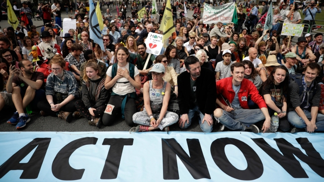 UK Climate Panel Sets Big Goals: Less Meat, Electric Cars