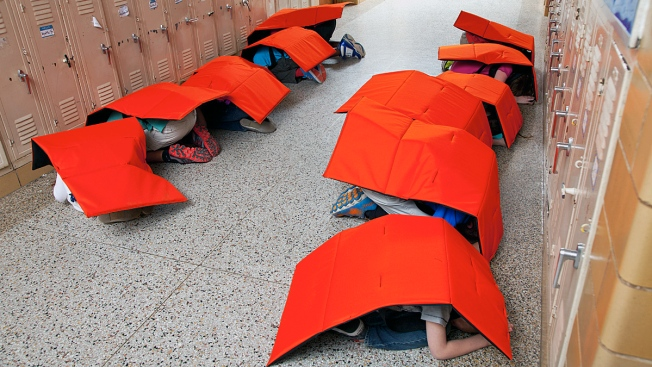 New Bulletproof Blankets Offer Safety in Schools