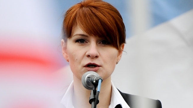 Alleged Russian Operative Maria Butina to Plead Guilty, Help Prosecutors
