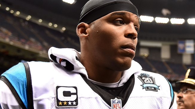Panthers QB Cam Newton Fractures Back in Car Accident