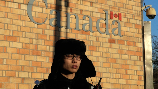 Detention of Canadians Raises Stakes in China-US-Canada Row