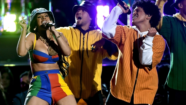 New Mother Cardi B Pulls Out of Bruno Mars Tour