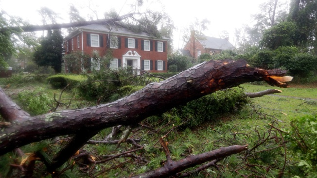 Storm-Weary Carolinas Worry Michael Could Hurt Rebuilding