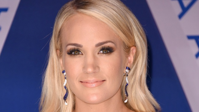 Carrie Underwood Needed More Than 40 Stitches After Fall