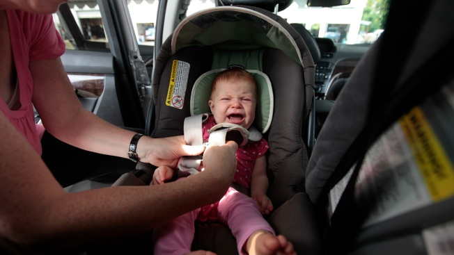 New Car Seat Guidelines Indicate Child S Size Should Be