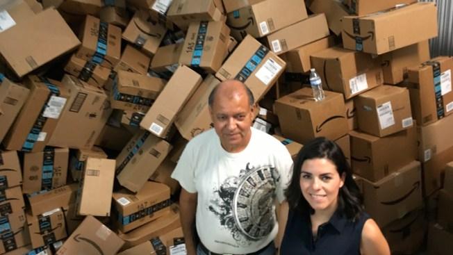 Donations, Volunteering Surge at Border Asylum-Seeker Center