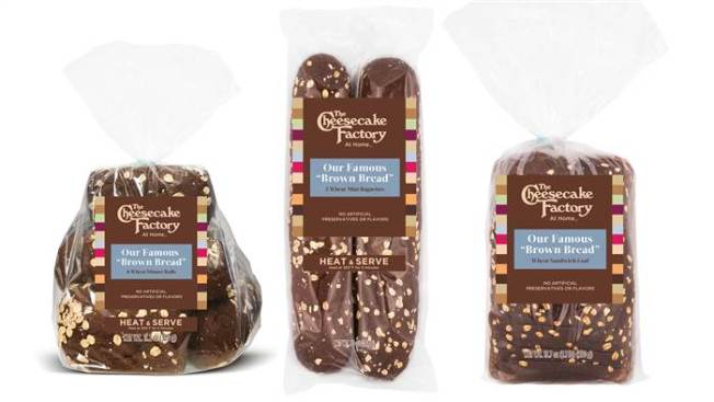 Cheesecake Factory's Famous Brown Bread is Coming to Grocery Stores Nationwide