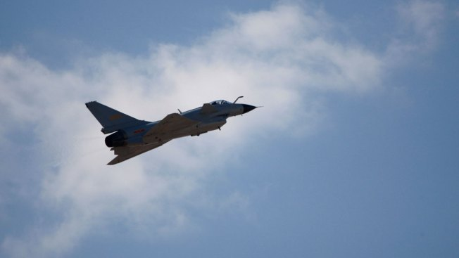 US Military Plane Intercepted by Chinese Fighter Jets - NBC New York