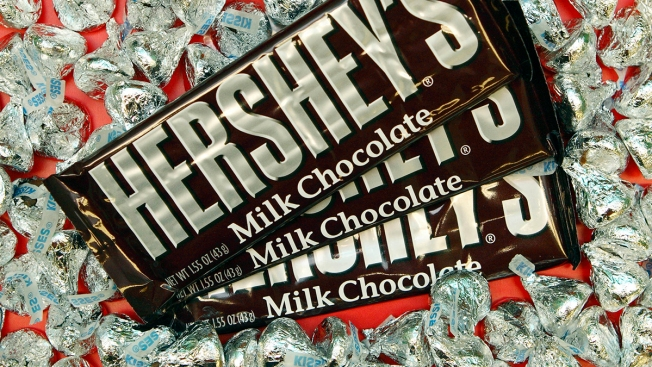 Hershey's Board Unanimously Rejects Takeover Bid From Mondelez
