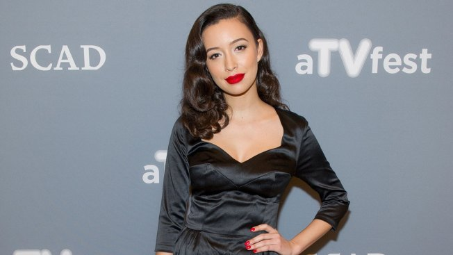 'Walking Dead' Star Christian Serratos Celebrates First Mother's Day as New Mom