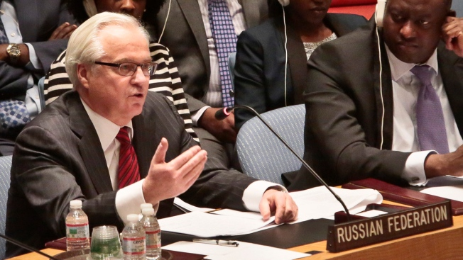 Russian UN Ambassador Died From Heart Attack in NYC: Official