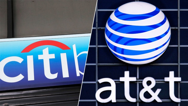 Citi Sues AT&T for Saying 'Thanks' to Customers