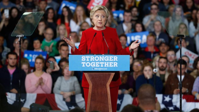 Fact Check: Reviewing Hillary Clinton's Speeches in Campaign's Final Days