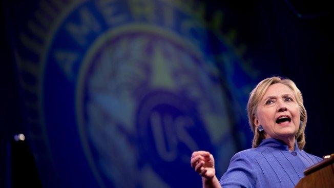 Clinton Maintains 6-Point Buffer Against Trump: Poll