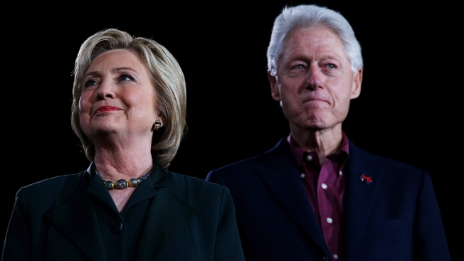 Hillary Clinton Has a Big Job for Her Husband: Revitalizing the Economy